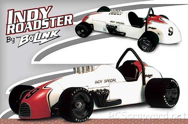 Bolink Indy Roadster • RCScrapyard