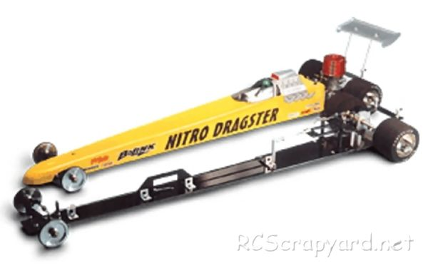 Bolink Nitro Rail Dragster • RCScrapyard - Radio Controlled Model Cars