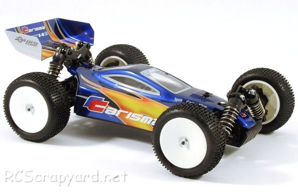 Carisma Gt14b Radio Controlled Model Archive
