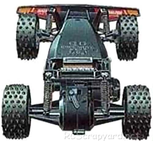 tamiya super sabre manual