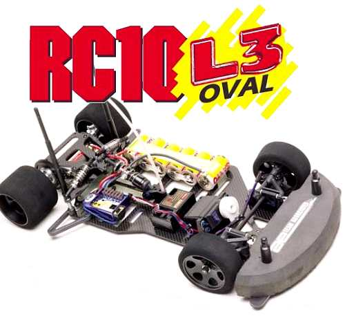 Team Associated RC10L3O Chassis