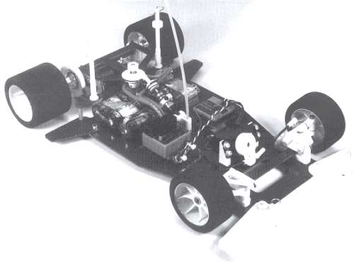 Team Associated RC10LS Chassis