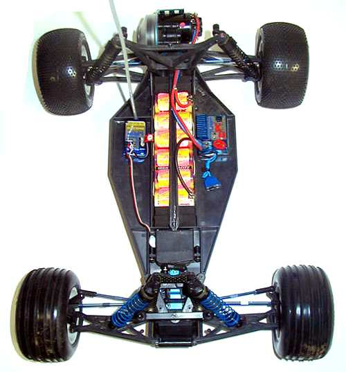 Team Associated RC10T3