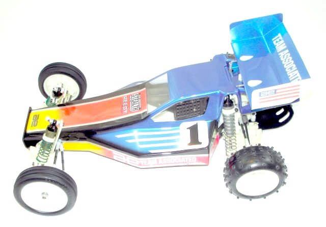 Team Associated Vintage RC10