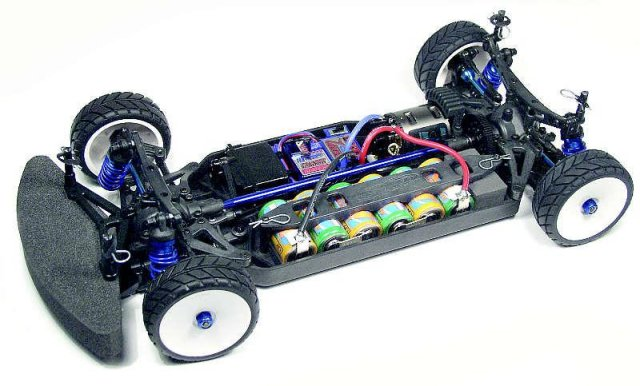 Team Associated TC4