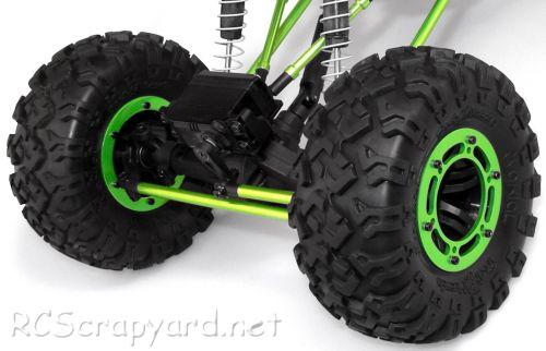 Axial Racing AX10 Scorpion Rock Crawler Chassis