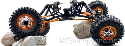 Axial Racing AX10 Scorpion XC-1 Rock Crawler Chassis