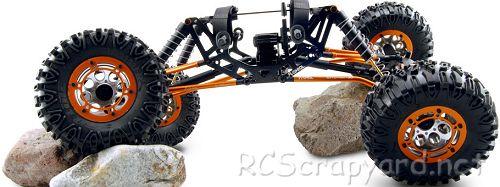 Axial Racing AX10 Scorpion XC-1 Rock Crawler Chassis
