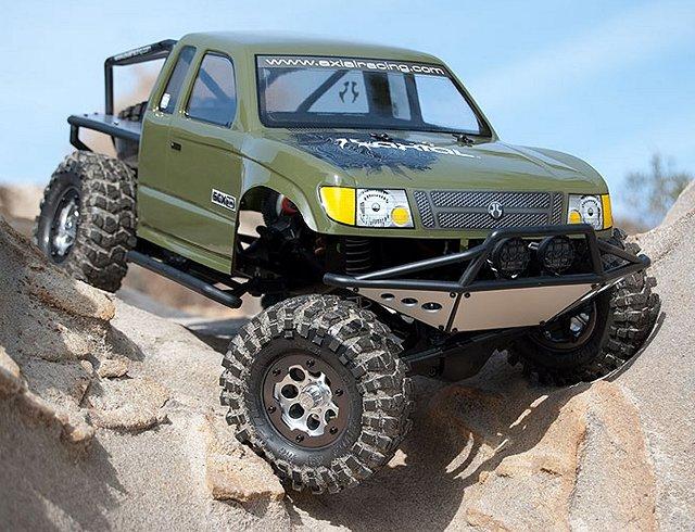 Axial SCX10 • RCScrapyard - Rock Crawler Modelos Radio Controlados RC