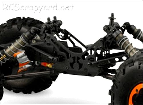 Axial Racing XR10 Chassis