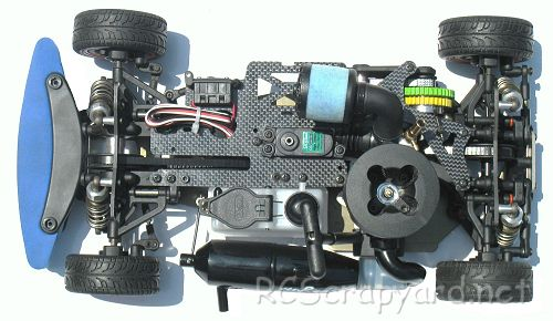 CEN CTR 5.0 Chassis