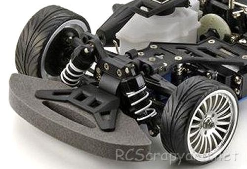 Carson CV 10 Chassis • RCScrapyard   Radio Controlled Model Cars