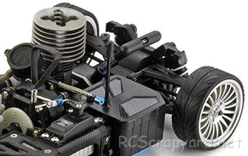 carson cv 10 chassis rcscrapyard rc radiocommand s mod les. Black Bedroom Furniture Sets. Home Design Ideas