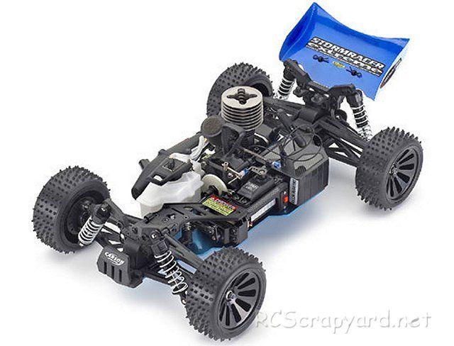 carson cv 10b chassis rcscrapyard rc funkuhren modellautos. Black Bedroom Furniture Sets. Home Design Ideas