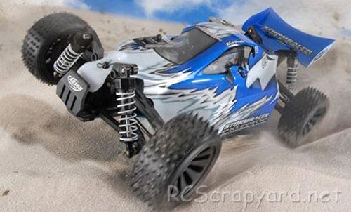 carson stormracer extreme - cv-10b