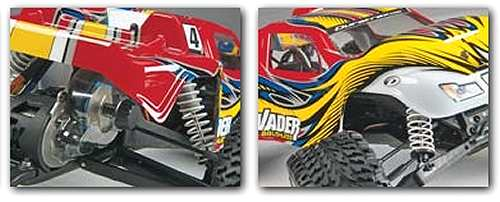 Duratrax Evader Brushless Chassis