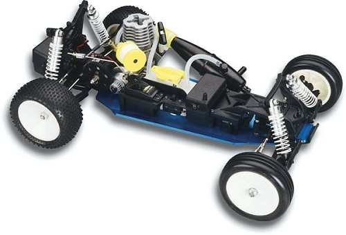 Duratrax Nitro Evader BX Chassis