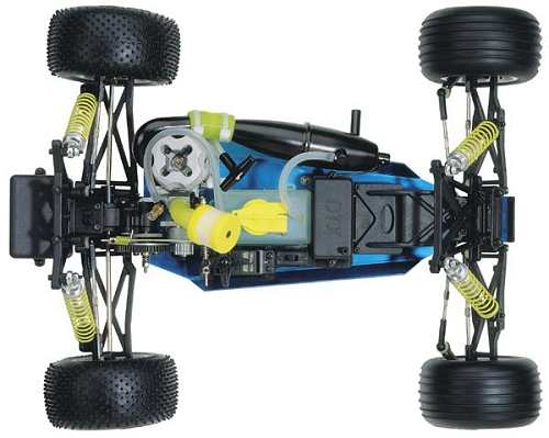 Duratrax Nitro Evader ST Chassis