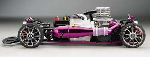 Duratrax Street Force GP2 Chassis