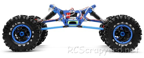 exceed mad torque rock crawler u2022 rcscrapyard radio controlled rh rcscrapyard net