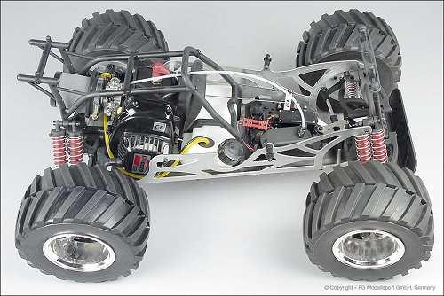 fg modellsport monster truck 2wd fg 6007 fg 6007r rcscrapyard rc radiocommand s mod les. Black Bedroom Furniture Sets. Home Design Ideas