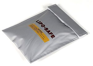 Fireproof Li-Po Bag