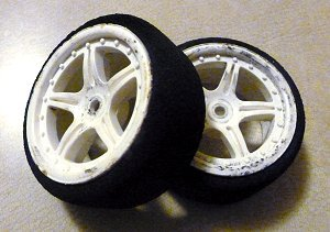 Foam Rubber Tires