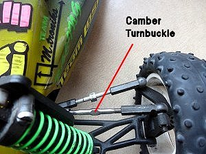 Front Camber Adjuster
