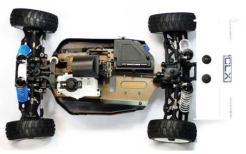 GS Racing Storm CLX Chassis