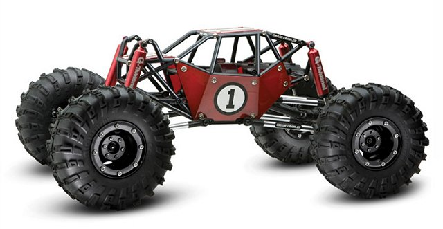 Gmade R1 Rock Buggy - 1:10 Electric Rock Crawler