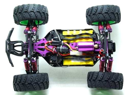 HBX XMissile-Pro Chassis