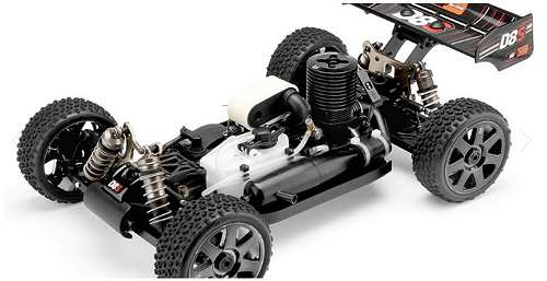 HPI Racing D8S Chassis