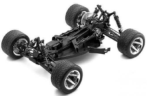 HPI RS4-MT • RCScrapyard - Radio Controlled Model Cars