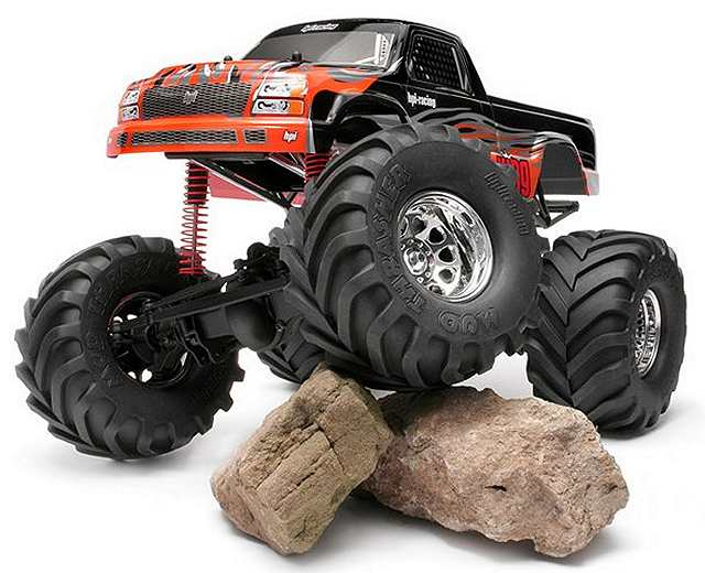 HPI Wheely King • RCScrapyard - Rock Crawler Modelos Radio ...