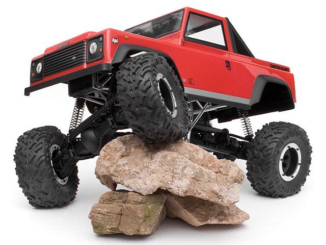 HPI Wheely King Crawler Conversion kit - # 87632 / # 87633 ...