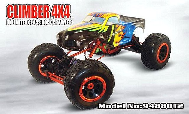 hsp climber 4x4 rock crawler 94880t2 u2022 rcscrapyard radio rh rcscrapyard net HSP Unlimited Rock Crawler HSP Rock Crawler Parts