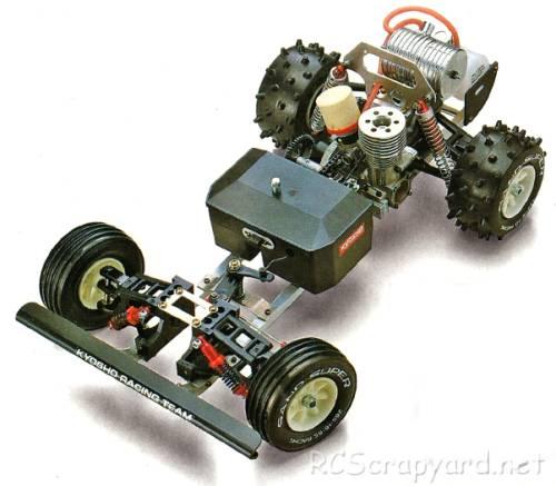 Kyosho Mint Las Vegas, Circuit 2000