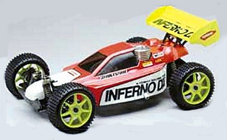 Kyosho Inferno DX 2 - 1:8 Nitro RC Buggy