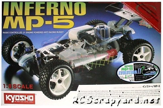 Kyosho Inferno MP-5
