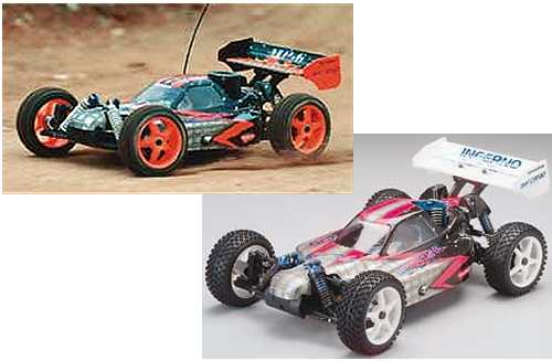 Kyosho Inferno MP6
