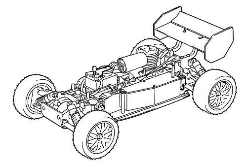 redcat racing parts