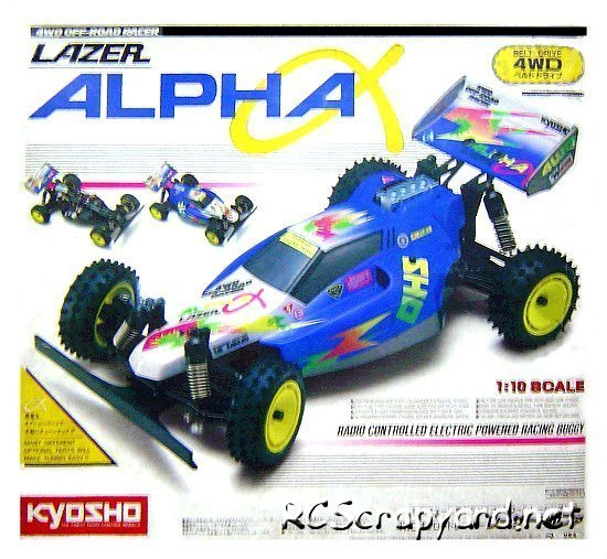 Kyosho-Lazer-Alpha-Box