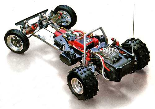 Kyosho Tomahawk 3065 Rcscrapyard Radio Controlled Model Cars