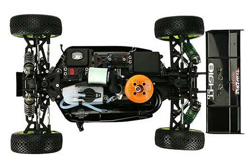 Losi 8IGHT 2.0 Chassis
