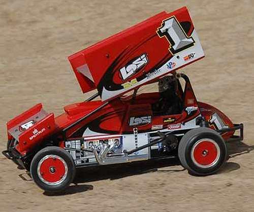 Losi Mini Sprint Car For Sale