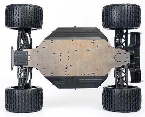 MCD Cheetah MT V4 Chassis
