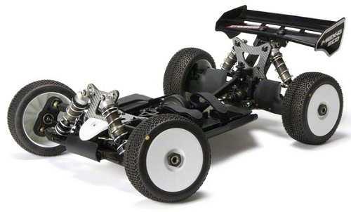 Mugen Mbx6e M Spec Eco Usa Special Race Edition E0088