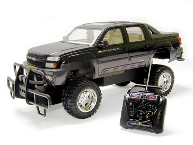 1994 Chevy Silverado Accessories New Bright Chevy-Avalanche • RCScrapyard - Radio ...