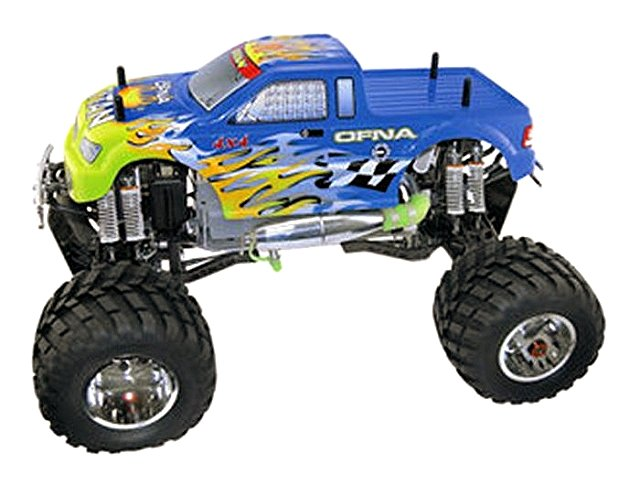 Ofna Titan Twin - 1:8 Nitro Monster Truck