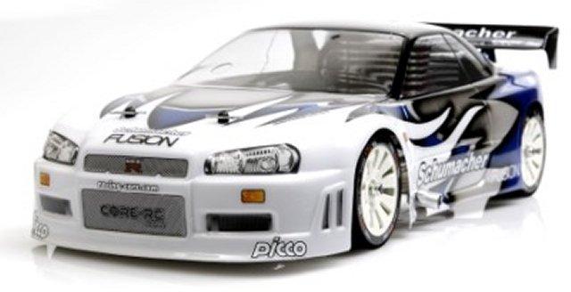 Schumacher Fusion 28 Skyline